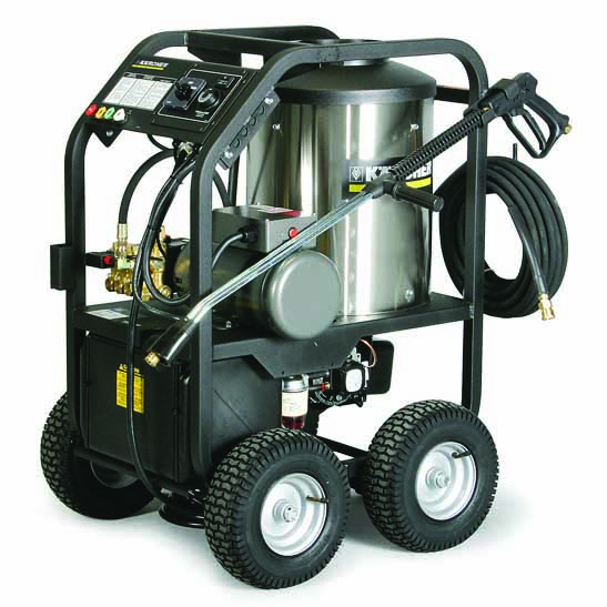 HDS Cage Pressure Washer